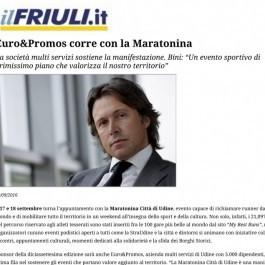 Euro&Promos; corre con la Maratonina