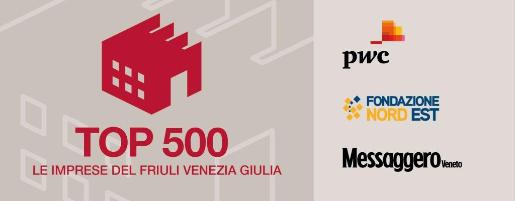 europromos in the top 500 companies of FVG