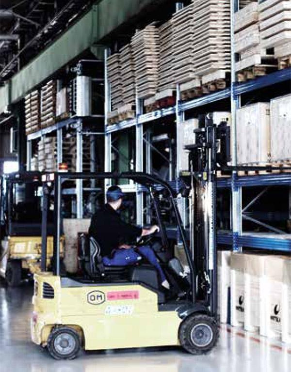 Euro&Promos; - Logistic Division